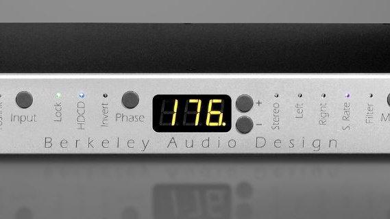 Berkeley Audio Designs Alpha DAC Series 2