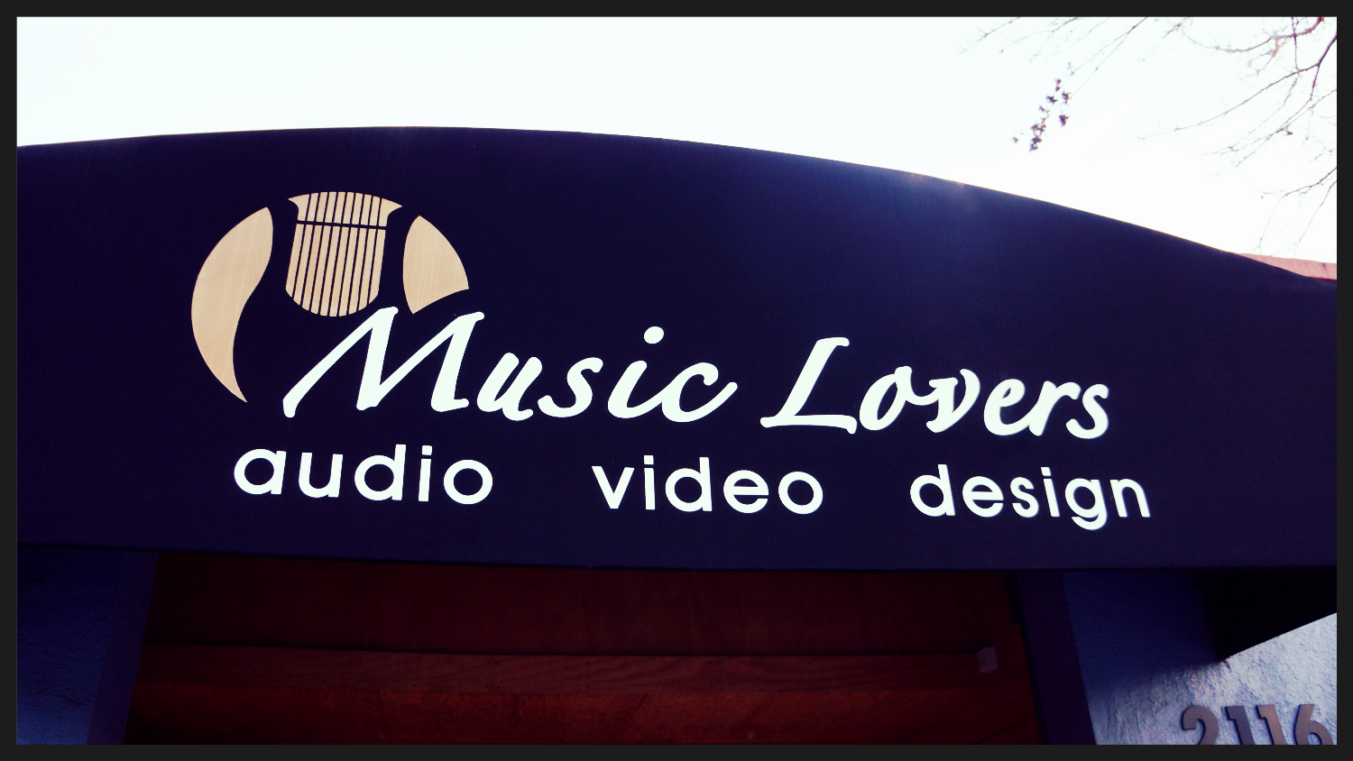 Music Lovers Berkeley Storefront