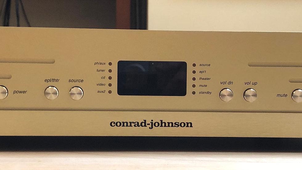 Conrad Johnson ET-7S2 Tube Preamplifier