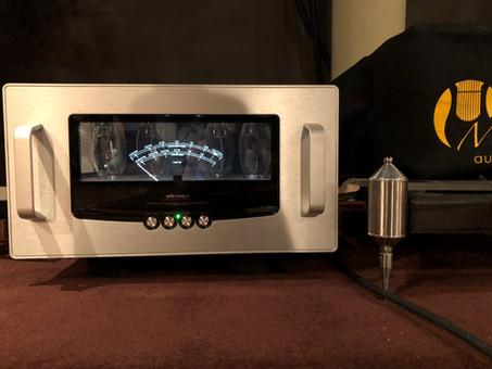 Audio Research REF160M mono amplifiers are now in Music Lovers Berkeley, CA