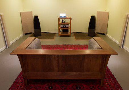 Discover Music Lovers new listening room in Berkeley!
