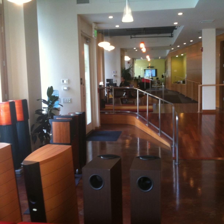 San Francisco Lobby