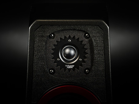 Wilson Audio TuneToT —the most compact loudspeaker in Wilson's history. Now at Music Lovers.
