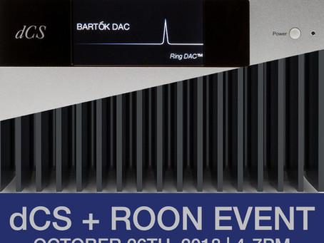 Roon Labs Workshop - Friday 10/26 - San Francisco