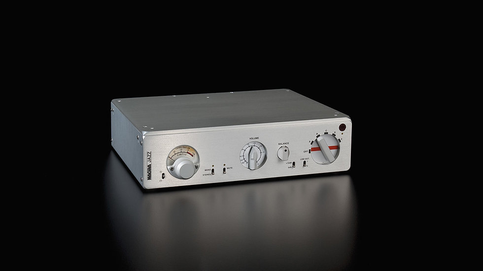 Nagra Jazz Preamp w/ACPS II and VFS