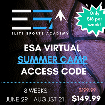 ESA VIRTUAL FULL SUMMER CAMP ACCESS CODE
