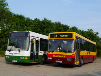 Welcome to route 38, ConneXions Buses!