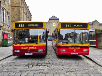 """""""Buses On The Cobbles"""""""