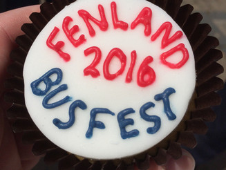 """""""Fen-Running"""" at the Fenland """"Busfest"""""""