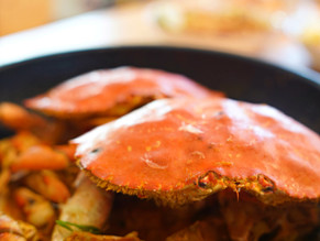 Chill Out with some Chili Crab