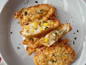 Corn Fritters - Bakwan Jagung