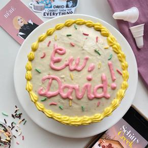 Oh Schitt's! I'm Obsessed. (feat. Carrot Cake Recipe)