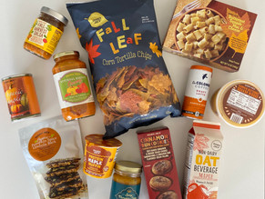 Trader Joe's Fall Food Haul