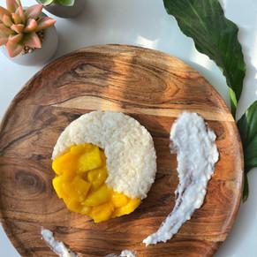 Let the Man-Go but keep the Mango! - Mango Sticky Rice