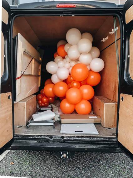 livraison de ballons