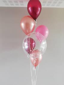 bouquet de ballons personnalisé