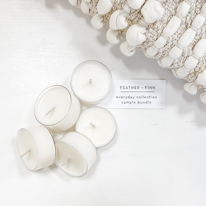 everyday collection tealight bundle