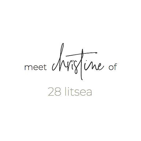 behind the brand | 28Litsea