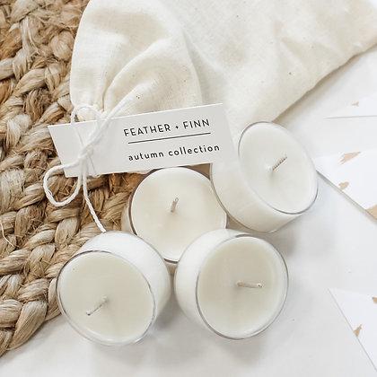 | autumn collection bundle | tealight samples