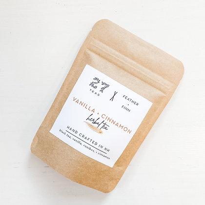 vanilla + cinnamon | decaf herbal tea