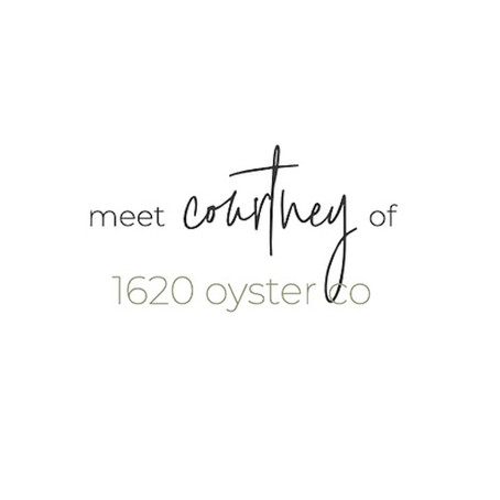 behind the brand | 1620 oyster co.