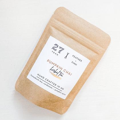pumpkin chai | decaf herbal tea