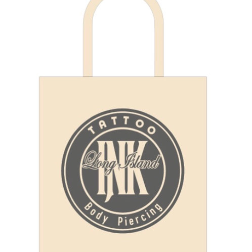 Long Island Ink Cotton Tote Bag