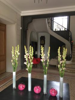 scenographie florale montpellier