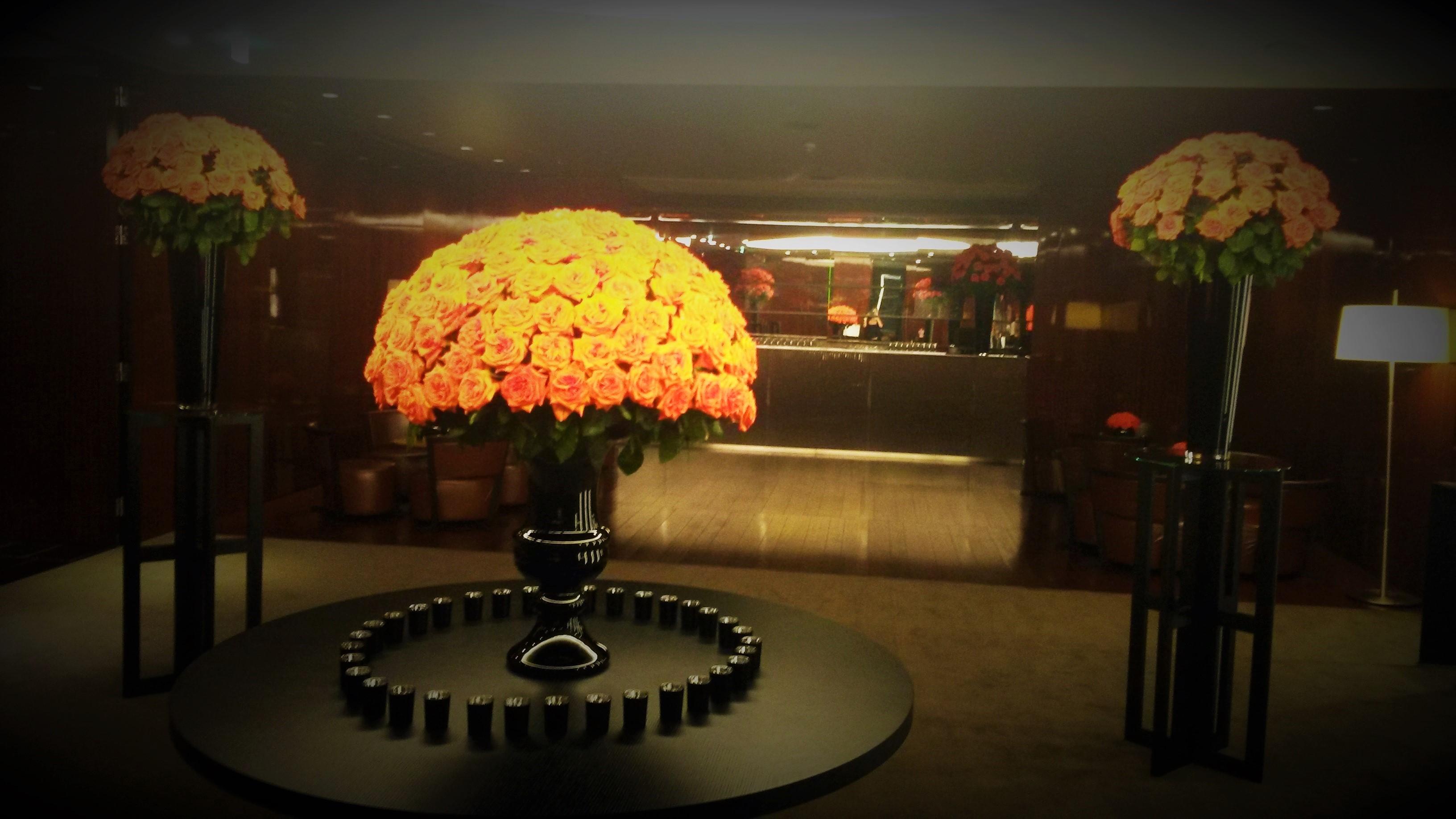 Événementiel fleurs montpellier