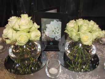 Fleurs Design présente au salon du mariage de Montpellier