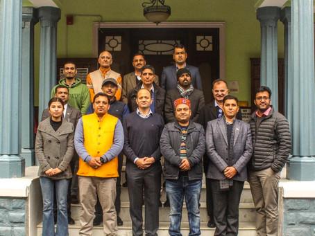 'Payment for Forest Ecosystem Services (FES)' Workshop