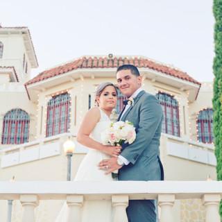 Glorimar and Jose