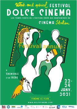 Week-end spécial Festival Dolce - affic