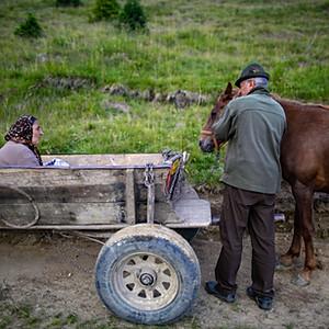 Zigeuners Roemenië
