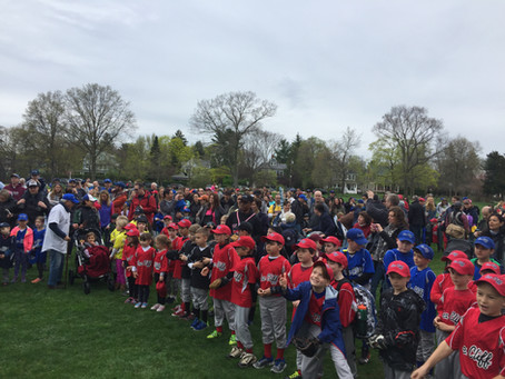 Opening Day Parade 2018!