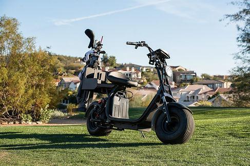 2-Wheel Golf Scooter
