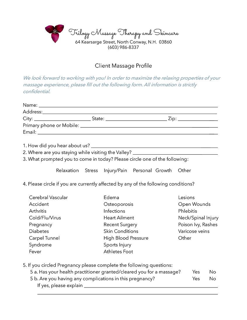 Medical Form pg1