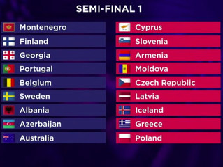 Semi Final 1 - Who is going to qualify?