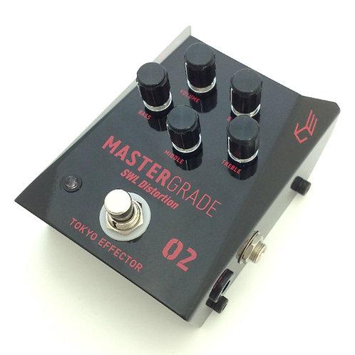 MASTER GRADE 02 SWL Distortion
