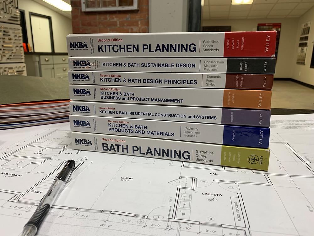 NKBA books