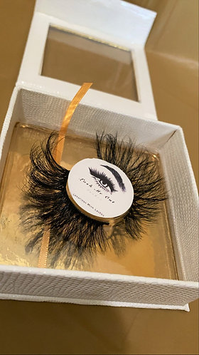 Boujiee  - Fluffy Cat Eye