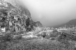 0254---St-Jean-de-Maurienne---L'arc---Carrières-d'Hermillon---nbw