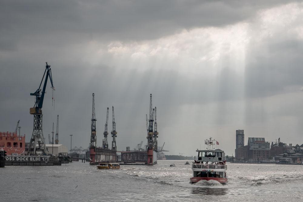 Point de vue sur Hambourg - 0360 dsw