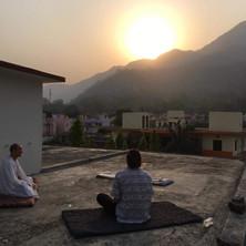 Meditation Rishikesh, India