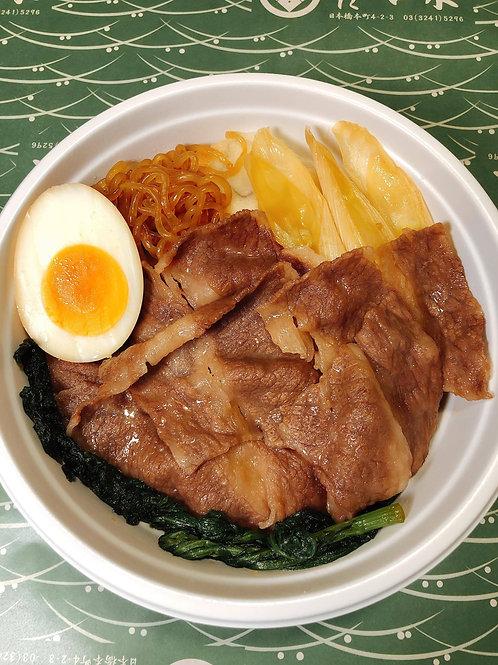 [E1](月・水・金)国産牛すきやき弁当