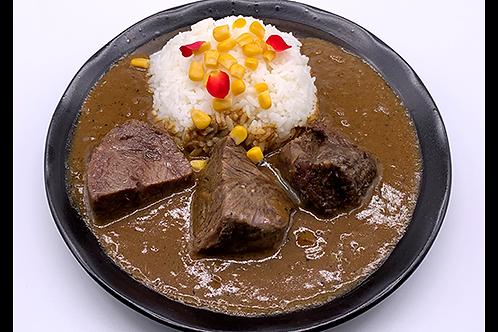 [H1](月・水・金)黒毛和牛の牛ほほ肉の赤ワイン煮弁当