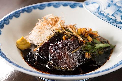 [H2](月・水・金)黒毛和牛の牛ほほ肉の出汁カレー弁当