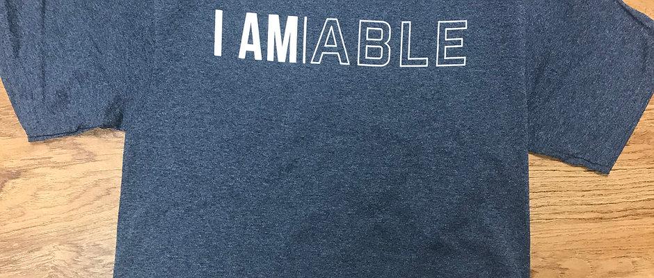 I am Able Tee