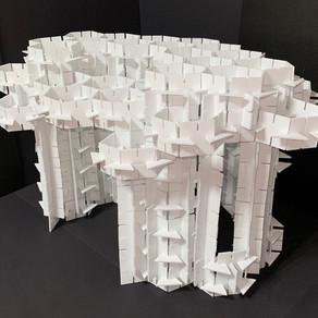[건축설계(2) 1차] 김보민 | Tree Pavilion