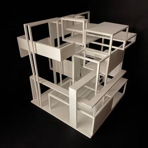 [건축설계(1)] 황주연 | 화이트 큐브 _ White CUBE